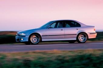 Mit tud az E39 M5 több mint félmillió kilométerrel?