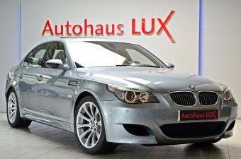 Megkérik az árát ennek a makulátlan BMW M5-ösnek, de van hozzá sztori is