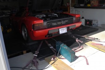 A Ferrari Testarossa olyan paripa, ami nem öregszik