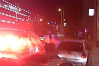 Lecsaptak az illegális gyorsulókra a magyar rendőrök