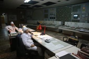 Már látogatható a csernobili négyes reaktor vezérlőterme