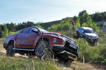 Toyota, Nissan vagy Ford helyett újra egy Mitsubishi?