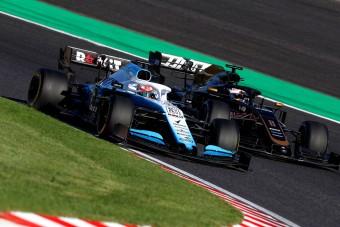 F1: Na hány előzés volt idén?