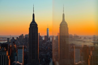 Hatalmas összeget emésztett fel, de újra megnyitották az Empire State Building 102. emeletét