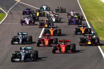 F1: A Ferrari újabb hibáját kihasználva nyert Bottas