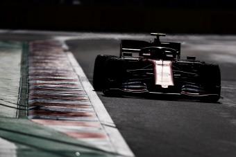 F1: A Ferrarié a vizes edzés az időmérő előtt