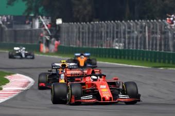 F1: Fontos volt kilőni a Ferrari trükkjeit