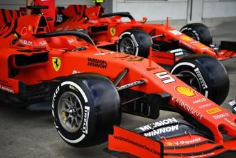 F1: Megvan a 2020-as Ferrari leleplezési dátuma