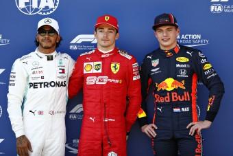 F1: Leclerc és Verstappen is mehet a Mercihez?
