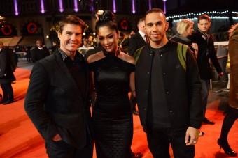 F1: Tom Cruise filmjében szerepelt volna Hamilton