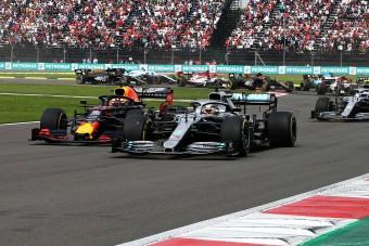 F1: A Mercitől féltették Verstappent