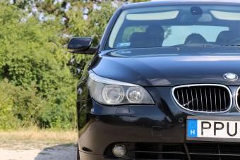Erre a használt BMW-re simán el lehet költeni évi egymilliót
