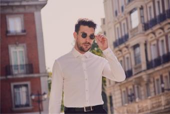 Okosinget hordva kevésbé stresszesek a férfiak