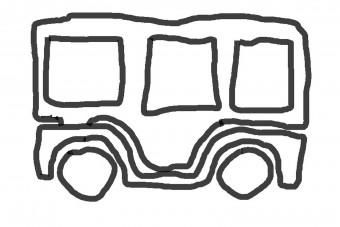 Lerajzoltam, milyen lesz a Jövő Autója valójában