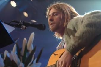 Most bárki megszerezheti Kurt Cobain gitárját
