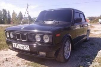 Mindig is BMW-ről álmodott, Lada lett belőle, meg egy kicsit BMW is