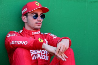 Leclerc: Nem leszek első számú
