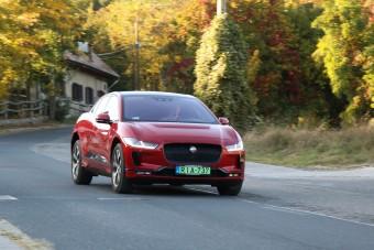 A villanyautók gepárdja az elektromos Jaguar