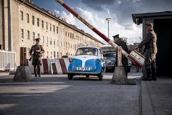 Az autó, amit átszöktet Nyugat-Berlinbe