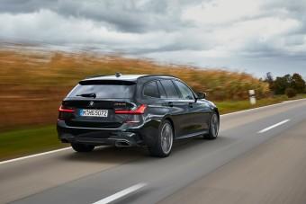 Az M340i Touring a BMW családi sportkombija