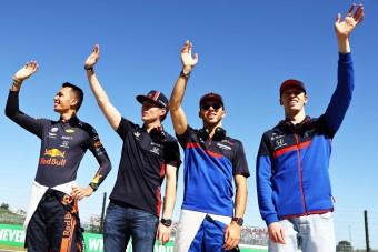F1: Bejelentették a Red Bull 2020-as felállását