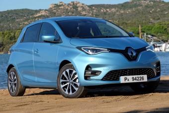 Szebb, erősebb és messzebb is megy Európa kedvenc villanyautója - Renault Zoé teszt 2019