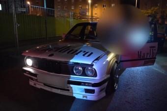 Egy magyar videós bemutatja, hogyan razziáznak a rendőrök péntek esténként