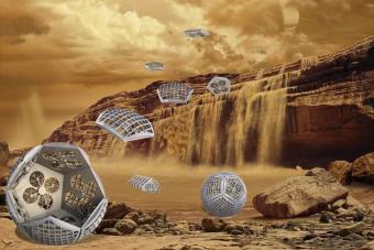 Alakváltó robotokkal hódíthatjuk meg az idegen bolygókat
