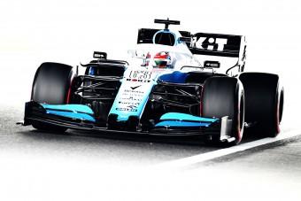 F1: Russell drukkol az ellenfeleinek