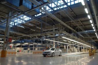 Múzeumból eladó az utolsó legyártott Saab