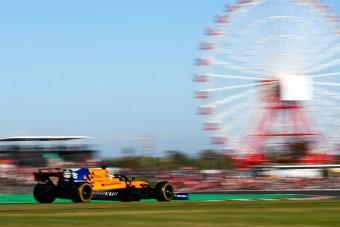 F1: Miért tüntették el Sainzot?
