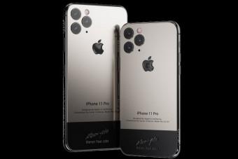 Steve Jobs is része a limitált kiadású iPhone-nak