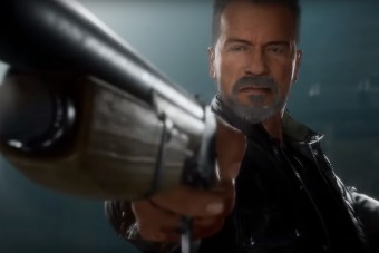 Arnold Schwarzenegger még soha nem volt annyira badass, mint a Mortal Kombatban