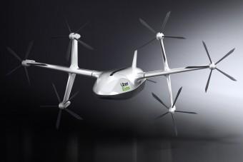 Ez a drón hozhatja majd a megrendelt pizzádat