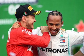 F1: Vettel veszélyes, Verstappen