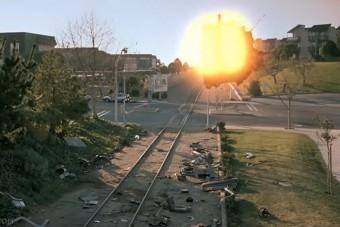 Ebben a vasúti átjáróban senki sem tudja, mi történik