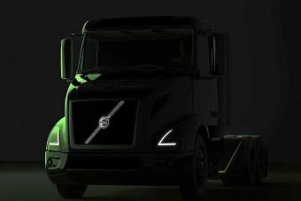 Elektromos csőrőst fog gyártani a Volvo Trucks