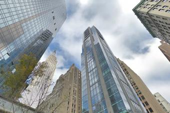 Így néz ki belülről New York legdrágább lakása