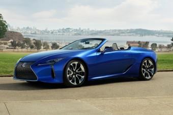 Nem lesz hibrid kabriója a Lexusnak?