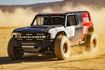 Versenyautót épített még el sem készült típusából a Ford