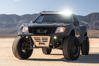 Nissan Frontier Desert Runner videók