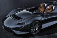 530 milliós, szélvédő nélküli ritkaság a McLaren Elva 1