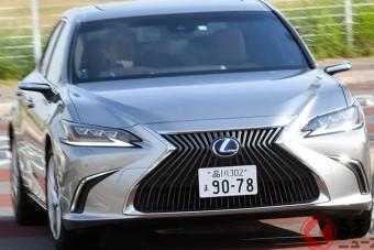 Elektromos összkerékhajtást kapnak a Lexus szedánok
