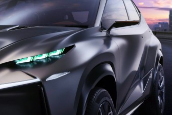 Városi törpeautót vezet be a Lexus