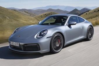 Kézi váltót kap a Porsche 911