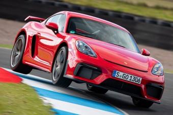 Jönnek az elektromos Porsche sportkocsik