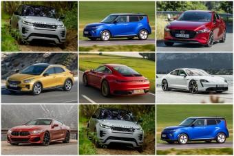 Ezek az év női autói