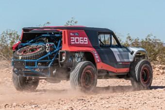 Ford Bronco R videók