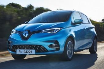Újra-szövet a Renault villanyautójában