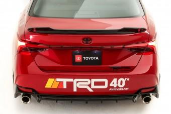 Toyota Avalon TRD PRO videók